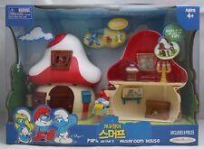 JAKKS Pacific Smurfs - Papa Smurf Mushroom House