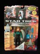 "BEVERLY CRUSHER STAR TREK GENERATIONS MOVIE  Figure 5"" MOC 1994  PLAYMATES"