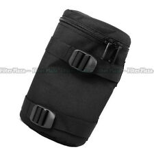 SAFROTTO Protector Padded Camera Lens Bag Case Cover Pouch E17 E-17 Black