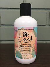 Bumble and bumble Curl Care Sulfate-Free Shampoo 8.5oz / 250mL - NEW & FRESH!