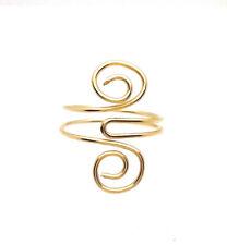 Gold Filled adjustable Toe Ring 14 K