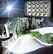 12V 75W LED Spot Light Motorcycle Scooter ATV Off Road Waterproof LED Head light