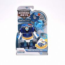 Transformers Playskool Heroes Rescue CHASE THE POLICE-BOT Action Figure Sale