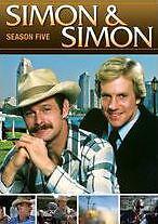 PRE ORDER: SIMON & SIMON: SEASON 5  (Jameson Parker) - DVD - Region 1