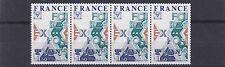 FRANCE  1976   S G  2145   1F 50   VALUE  BLOCK OF 4  MNH  NO F229