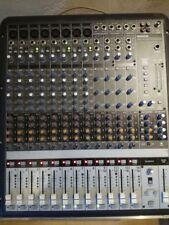 Mackie Onyx 1640 Mischpult Mixer Firewire Card Case