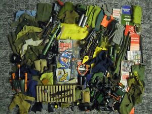 ORIGINAL VINTAGE ACTION MAN JOB LOT