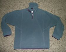VINTAGE PATAGONIA SYNCHILLA PULLOVER 1/4 ZIP FLEECE JACKET SWEATER MENS S USA