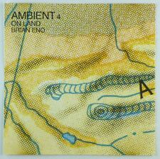 CD - Brian Eno - Ambient 4 (On Land) - A6035