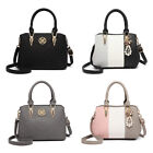 Ladies Handbag Work Bag Women Designer Faux Leather Medium Shoulder Tote Bag