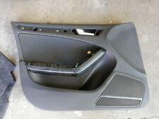 Audi A4 Avant 2009 8K5, B8 Türverkleidung vorne links 8K1867105