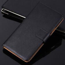 Genuine Leather Wallet Case Stand Flip Cover for LG G4 G5 G6 Q6 V20 V30 Stylus 2