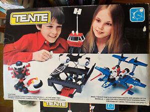 Vintage TENTE SPACE Set, Astro Kombi-set Boxed & Instructions