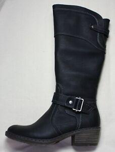 RIEKER Stiefel schwarz Gr.:36