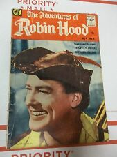 The Adventures of Robin Hood 8 (Nov 1957, Magazine Enterprises) RICHARD GREENE