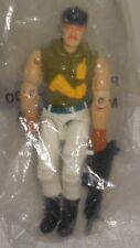 """#520 NIB Kay Bee Toys Kool Aid GI Joe 3/4"""" Figure Toy Premium"""
