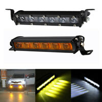 "8"" 30W LED Arbeitsscheinwerfer Rückfahrscheinwerfer Lampe Bar 12/24V Offroad SUV"
