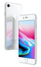 Apple iPhone 8 - 64GB - Silber (Ohne Simlock) A1905 (GSM) WIE NEU WOW