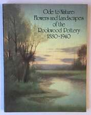 Ode to nature: Flowers and landscapes of the Rookwood Pottery, 1880-1940