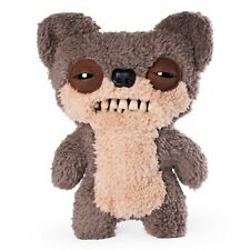 Spin Master FUGGLER Funny Ugly Monster Brown Fuzzy Bear Brand New Rare