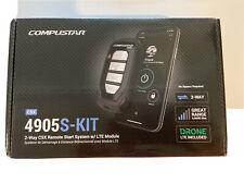 compustar 2 way remote start kit