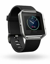 00 Fitbit Blaze Smart Fitness Montre Nero Taille S
