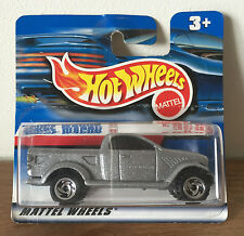 MATTEL HOT WHEELS Dodge Power Wagon 24393 non ouvert Original Court plaquette
