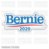 Bernie 2020 Vinyl Decal Sticker Die Cut Progressive Election Sanders Politics