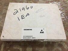 NUOVO Siemens 6ds1837-8ea 6ds18378ea