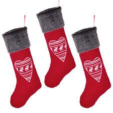 Chaussettes Femmes: vêtements Pour Femme/Homme Noël Chaussettes Handmade tricoté Boot Lit personnalisée #Socks