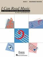 I Can Read Music - Book 1: Beginning Reading [ Faber, Nancy ] Used - Acceptable