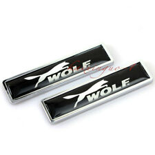 Car Decoration Accessories Styling Sticker Emblem Badge Decal Logo For Ford Wolf