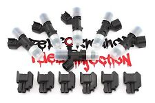 6 NEW 1000cc Bosch Fuel injectors Fits 2004-2012 Acura TL J-Series J32 J35 J37