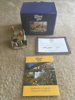 Lilliput Lane Kiln Cottage Symbol of Membership 1998-99 L2124 Handmade England