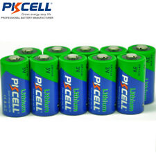 16x CR123A Lithium Batteries DL123A PL123A EL123A CR17345 Photo Camera Battery