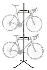 2 Bike Bicycle Floor Rack Stand