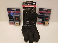 Tactical Lites LED Work Gloves Construction Safety & Touch Screen Compatible
