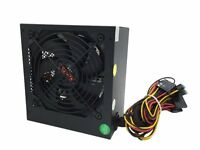 450 Watt 12CM Cooling Fan 20/24 Pin ATX12V 4 Pin SATA Molex ATX PC Power Supply