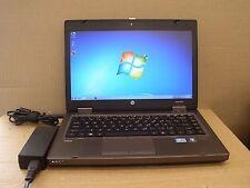#S5 HP Probook 6460b Core i5-2520M 2.50GHz 4GB 320GB Win 7 Pro 64 w/ AC Adapter