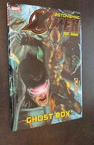 ASTONISHING X-MEN (Marvel) --- Ghost Box Hardcover -- Warren Ellis -- OOP HC