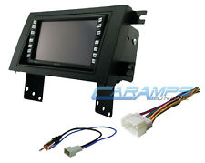 2006-2008 RIDGELINE DOUBLE 2 DIN CAR STEREO INSTALLATION DASH KIT W WIRE HARNESS