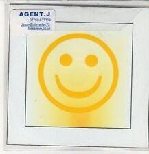 (DC274) Agent J, No Hard Feelings For 300 Yards - DJ CD