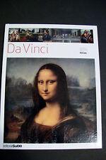 Grandes Maestros de la Pintura *Da Vinci* Editorial Sol90 Español/Spanish