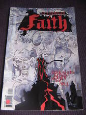 VERTIGO DC COMICS - FAITH #1