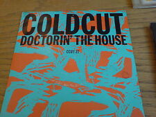 """COLDCUT - DOCTORIN' THE HOUSE - 7"""" SINGLE"""