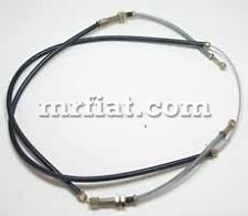 Fiat 126 Bis Hand Brake Cable New