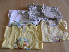 2 Winnie Pooh Sommerset and 1 T-Shirt Size 86