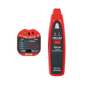 TIS 870 Circuit Fuse/Breaker Finder With NCV