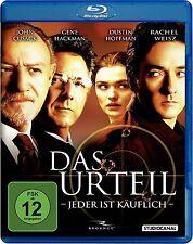 Das Urteil - Jeder ist käuflich [Blu-ray](NEU/OVP) John Cusack, Gene Hackman