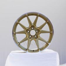 NEW 4 ROTA WHEEL STW 17X8 5X114.3  44  73 RG  TC VW  STI